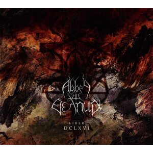 "ABBEY OV THELEMA ""Liber DCLXVI"" /Digipack CD/"
