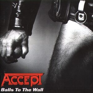 "ACCEPT ""Balls To The Wall"" /CD/"