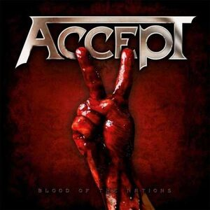 "ACCEPT ""Blood Of The Nations"" /CD/"