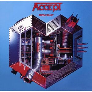 "ACCEPT ""Metal Heart"" /CD/"