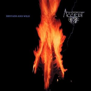 "ACCEPT ""Restless And Wild"" /CD/"