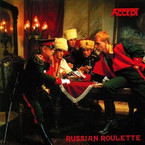 "ACCEPT ""Russian Roulette"" /CD/"