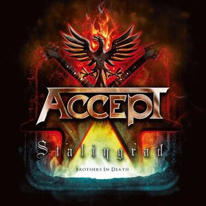 "ACCEPT ""Stalingrad (Brothers In Death)"" /CD/"