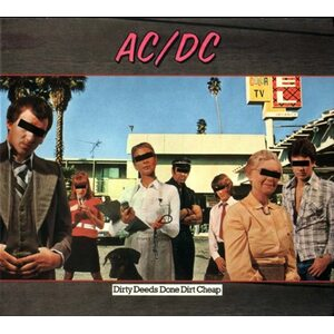 "AC/DC ""Dirty Deeds Done Dirt Cheap"" /Digipack CD/"