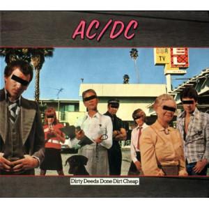 "AC/DC ""Dirty Deeds Done Dirt Cheap"" /Digipack CD/"