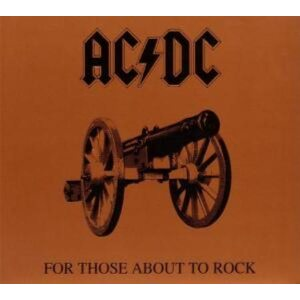 "AC/DC ""For Those About To Rock (We Salute You)"" /Digipack CD/"