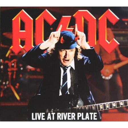 """AC/DC """"Live At River Plate"""" /Special Edition 2CD Digipack; Live/"""