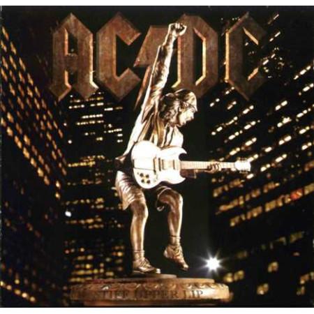 """AC/DC """"Stiff Upper Lip"""" /Digipack CD/"""