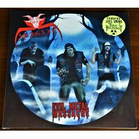 "ABIGAIL ""Evil Metal Massacre"" /Ltd. 2LP; Live/"
