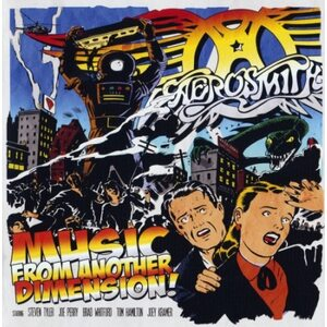 "AEROSMITH ""Music From Another Dimension!"" /CD/"