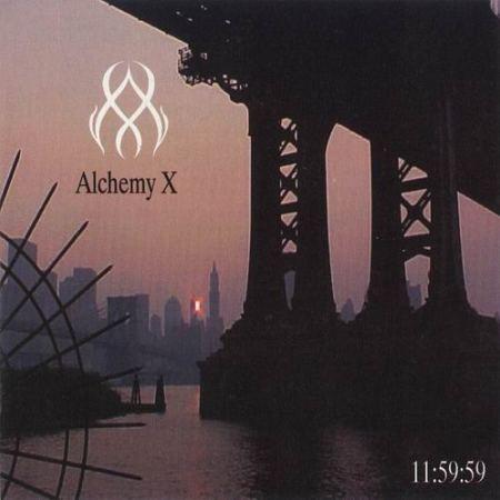 """ALCHEMY X """"11:59:59"""" /CD/"""