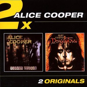 "ALICE COOPER ""Brutal Planet"" + ""Dragontown"" /2CD Set/"