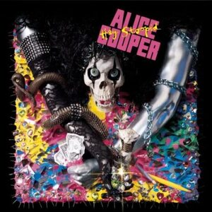 "ALICE COOPER ""Hey Stoopid"" /CD/"