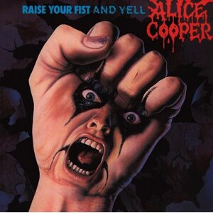 "ALICE COOPER ""Raise Your Fist And Yell"" /CD/"