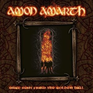 "AMON AMARTH ""Once Sent From The Golden Hall"" /CD/"