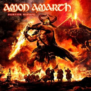 "AMON AMARTH ""Surtur Rising"" /CD/"