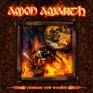 "AMON AMARTH ""Versus The World"" /CD/"