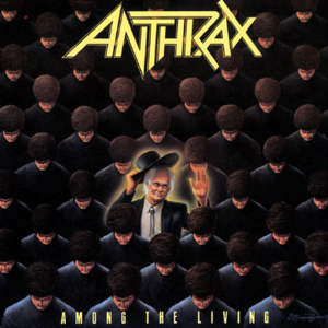 "ANTHRAX ""Among The Living"" /CD/"