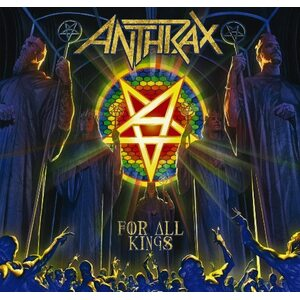 "ANTHRAX ""For All Kings"" /Ltd. Slipcase 2CD Digisleeve/"