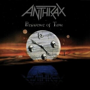 "ANTHRAX ""Persistence Of Time"" /CD/"