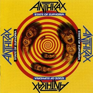 "ANTHRAX ""State Of Euphoria"" /CD/"
