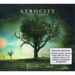 "ATROCITY feat. Yasmin ""After The Storm"" + ""Calling The Rain"" /Ltd. Deluxe Special Edition Slipcase 2x Digipack CD/"