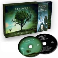 """ATROCITY feat. Yasmin """"After The Storm"""" + """"Calling The Rain"""" /Ltd. Deluxe Special Edition Slipcase 2x Digipack CD/"""