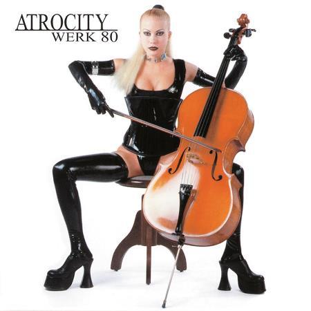 "ATROCITY ""Werk 80"" /CD/"