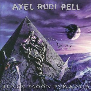 "AXEL RUDI PELL ""Black Moon Pyramid"" /CD/"