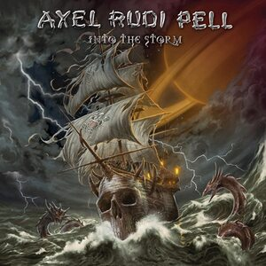 "AXEL RUDI PELL ""Into The Storm"" /CD/"