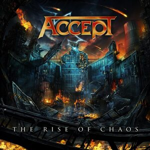 "ACCEPT ""The Rise Of Chaos"" /Ltd. Digisleeve CD/"