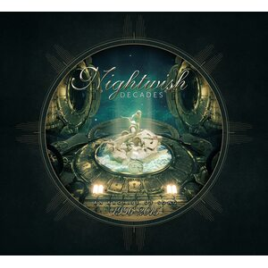 """NIGHTWISH """"Decades (An Archive Of Song 1996 – 2015)"""" /Ltd. 2CD Digipack/"""