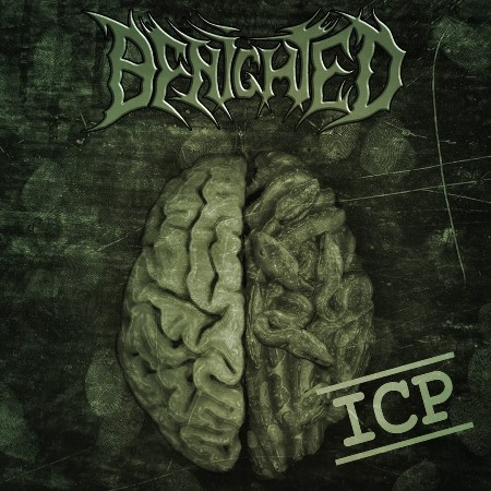 "BENIGHTED ""Insane Cephalic Production"" /CD/"