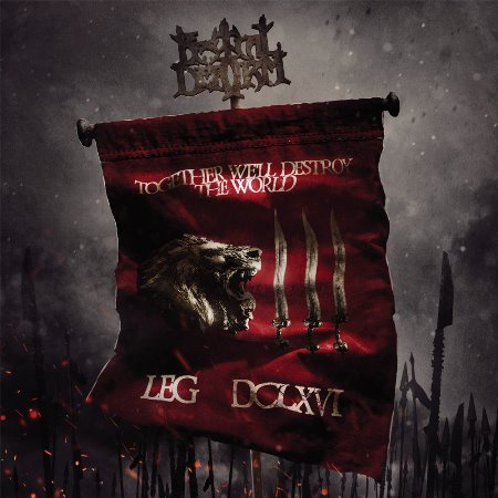 """BESTIAL DEFORM """"Together We'll Destroy The World"""" + """"Worship To Madness"""" /CD/"""