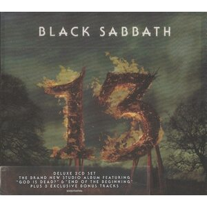 "BLACK SABBATH ""13"" /Ltd.  Deluxe 3D Digipack 2CD Set/"