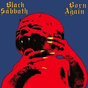 "BLACK SABBATH ""Born Again"" /CD/"