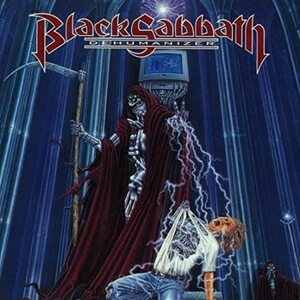 "BLACK SABBATH ""Dehumanizer"" /CD/"