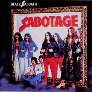 "BLACK SABBATH ""Sabotage"" /CD/"