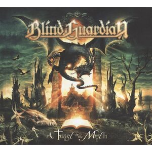 "BLIND GUARDIAN ""A Twist In The Myth"" /Ltd. Special Edition 2CD Digipack/"