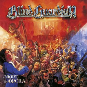 "BLIND GUARDIAN ""A Night At The Opera"" /CD/"