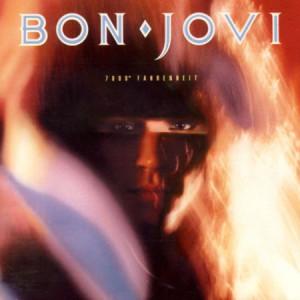 "BON JOVI ""7800° Fahrenheit"" /Special Edition Digisleeve CD/"