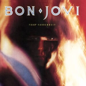 "BON JOVI ""7800° Fahrenheit"" /CD/"