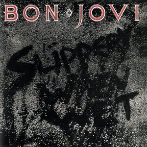 "BON JOVI ""Slippery When Wet"" /Special Edition Digisleeve CD/"