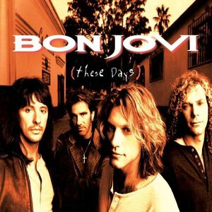 "BON JOVI ""These Days"" /Special Edition Digisleeve CD/"