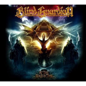 "BLIND GUARDIAN ""At The Edge Of Time"" /Ltd. Deluxe 2CD Digipack/"