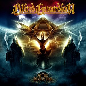 """BLIND GUARDIAN """"At The Edge Of Time"""" /CD/"""