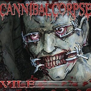"CANNIBAL CORPSE ""Vile"" /CD/"