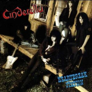 "CINDERELLA ""Heartbreak Station"" /CD/"
