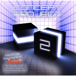 """CONCEPT PROJECT """"2"""" /CD/"""