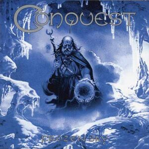 "CONQUEST (Ukr) ""Frozen Sky"" /CD/"